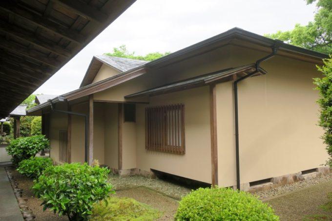 宮崎・綾町「酒泉の杜 綾陽亭」の客室・離れ(505 桐の間)。