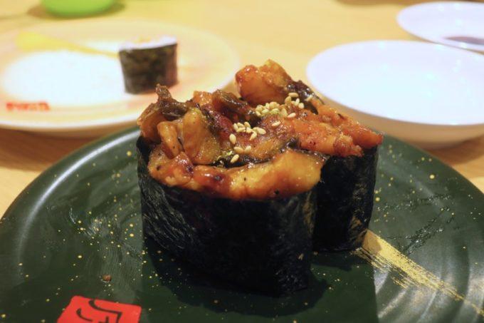 宮崎「寿司虎」ひつまぶし(300円)