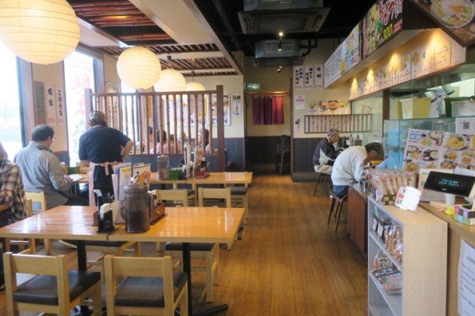 「ウエスト 熊本第二空港通り店」の店内。