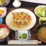 那覇・久米「レストラン アレグリア」チキン南蛮定食(800円)