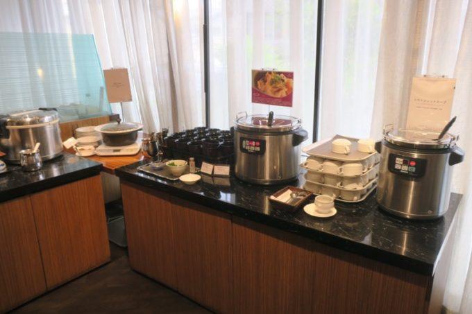 ANAクラウンプラザホテル熊本ニュースカイの朝食会場「サンシエロ」の様子(その3)