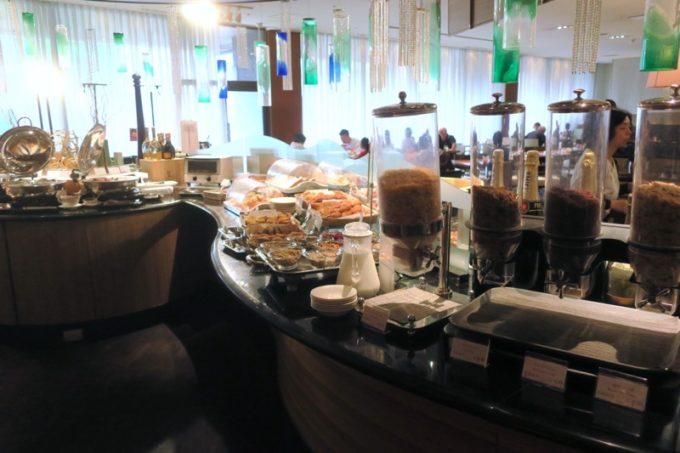 ANAクラウンプラザホテル熊本ニュースカイの朝食会場「サンシエロ」の様子(その7)
