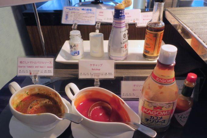 ANAクラウンプラザホテル熊本ニュースカイの朝食会場「サンシエロ」の様子(その8)