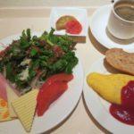 ANAクラウンプラザホテル熊本ニュースカイの朝食会場「サンシエロ」で食べた朝ごはん