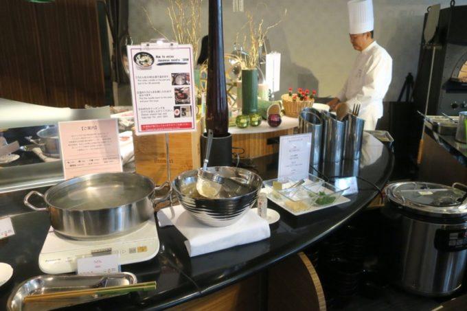 ANAクラウンプラザホテル熊本ニュースカイの朝食会場「サンシエロ」の様子(その4)