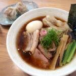 与那原「NAGISA okinawan ramen.(なぎさ おきなわ らーめん)」上特製醤油らーめん(1080円)