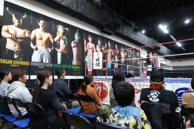 2020年1月11日に行われた琉球ドラゴンプロレスのハウスショー「我栄トーナメント2020 Aブロック一回戦」に行ってきた。