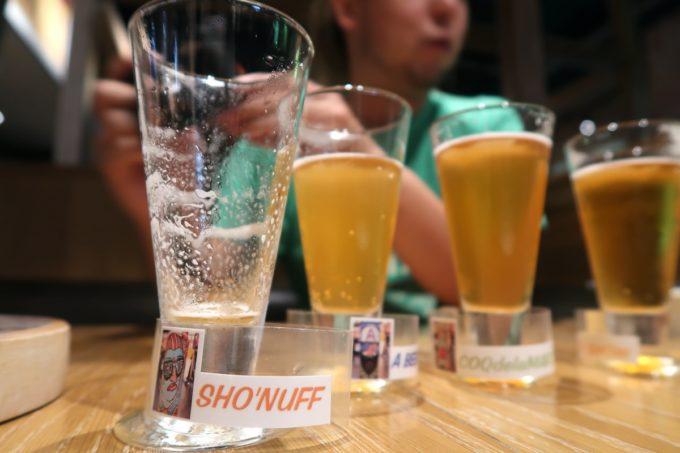 石垣島「Against the Grain(アゲインスト ザ グレイン)」の樽生クラフトビールは残念ながらおいしくない。