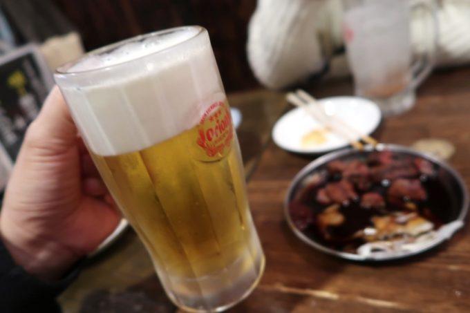 那覇・松尾「大衆立呑酒場 垂れ屋」おいしいおつまみにビールが捗る