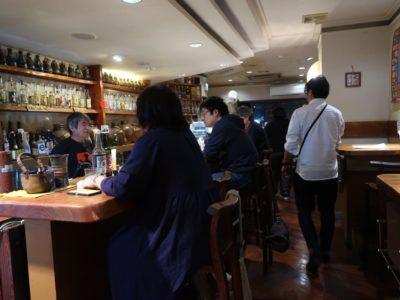那覇・久茂地「カラカラとちぶぐゎー」の店内
