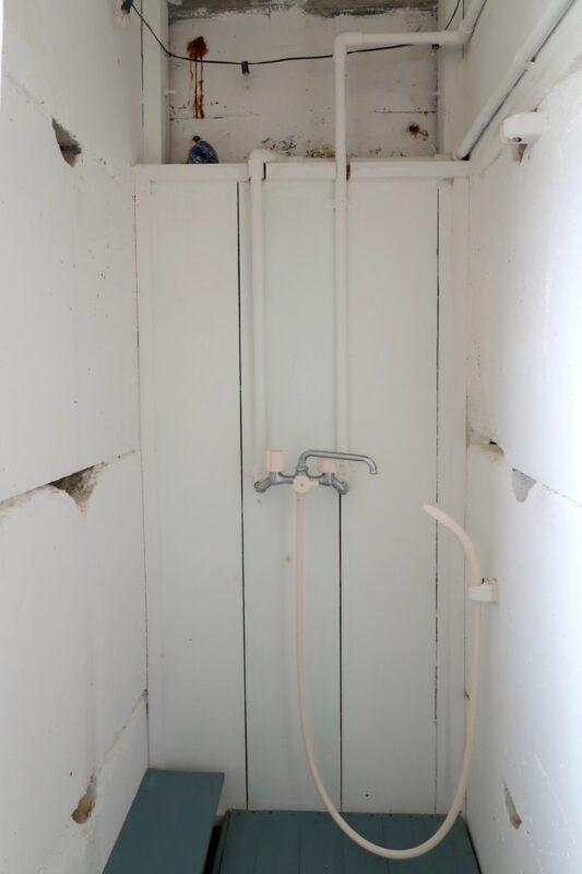 糸満「海ん道(うみんち)」のキャンプで使えるシャワー