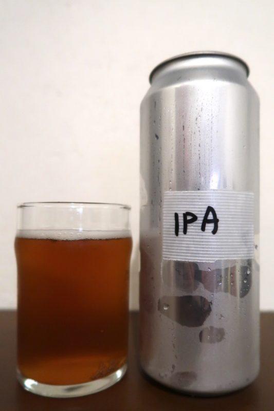 豊見城「Funny's Craft Beer(ファニーズクラフトビール)」で購入したriot beerのステイドレッド(IPA、500ml/1400円)