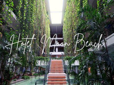 沖縄・恩納村「ホテルムーンビーチ」のメインビジュアル