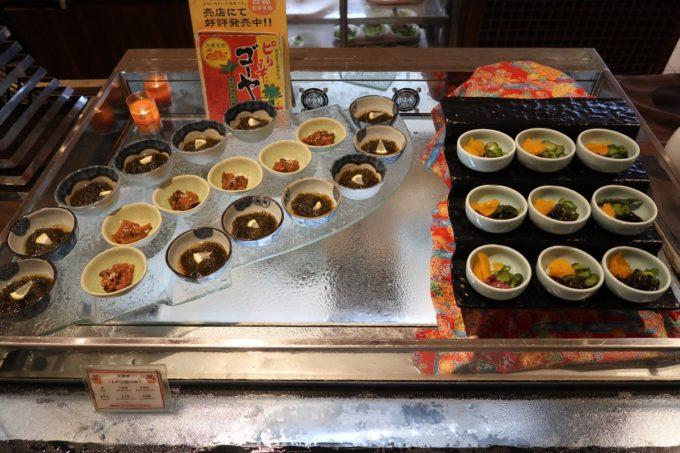 恩納村・ホテルムーンビーチ「コラーロ」の朝食(和食)