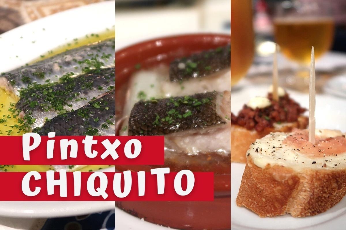 那覇市松尾「ピンチョス チキート(Pintxo CHIQUITO)」のMV