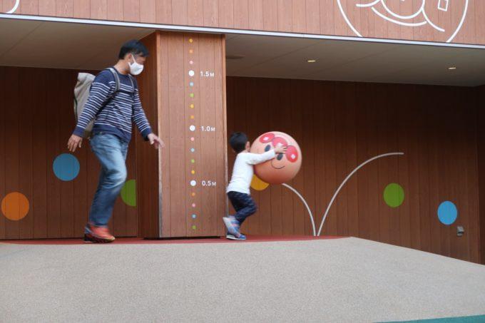 「仙台アンパンマンこどもミュージアム」ボールパークは子どもの体力を奪う遊び場だ
