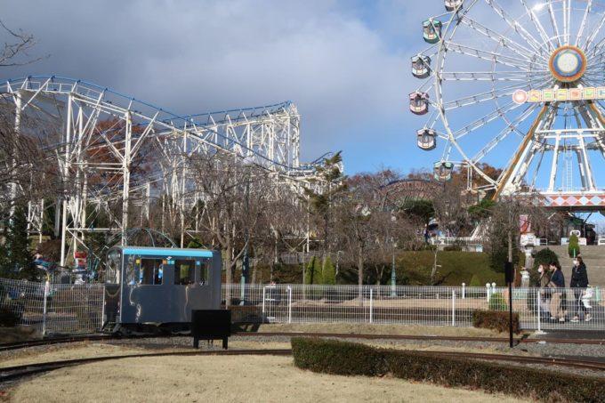 仙台市「八木山ベニーランド」見るのも乗るのも安全なキッズトレイン東西線