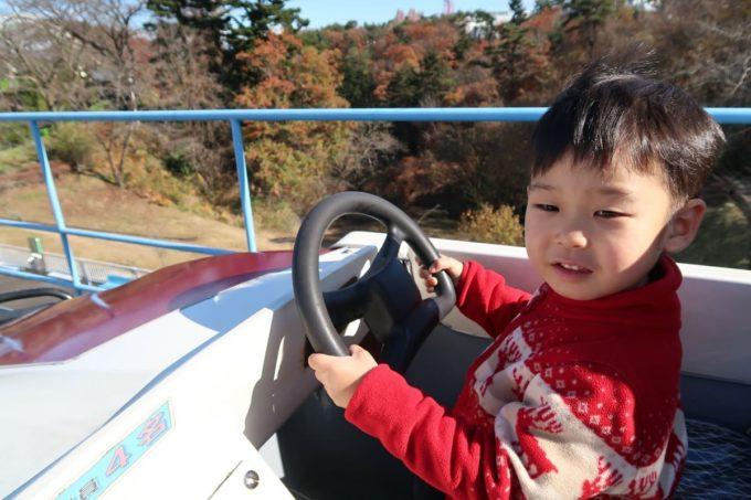 仙台市「八木山ベニーランド」スカイジェットに乗ってゴキゲンなお子サマー