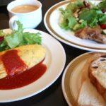 那覇市泉崎「沖縄ハーバービューホテル」ガーデンレストラン プランタンの朝食バイキング