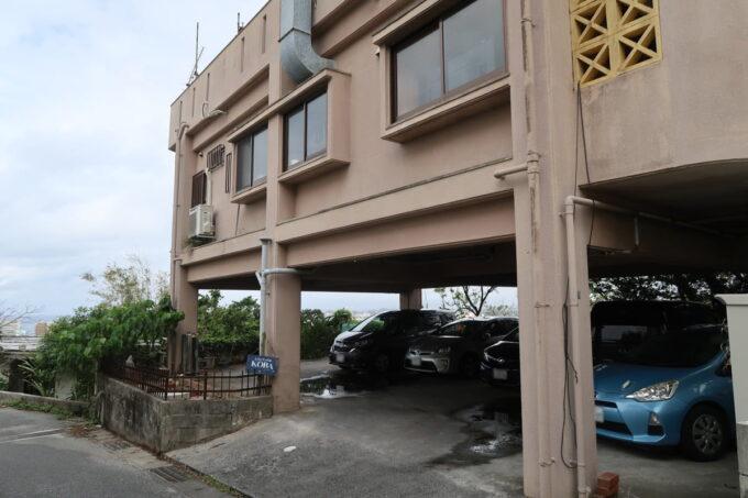 宜野湾「隠れ家レストラン KOBA」の外観