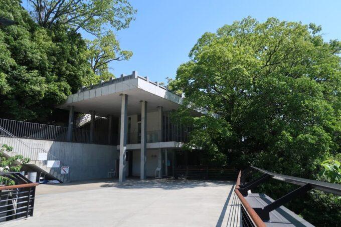 琴平町「神椿」の外観