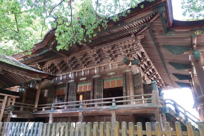 香川・金刀比羅宮の御本宮を見上げる