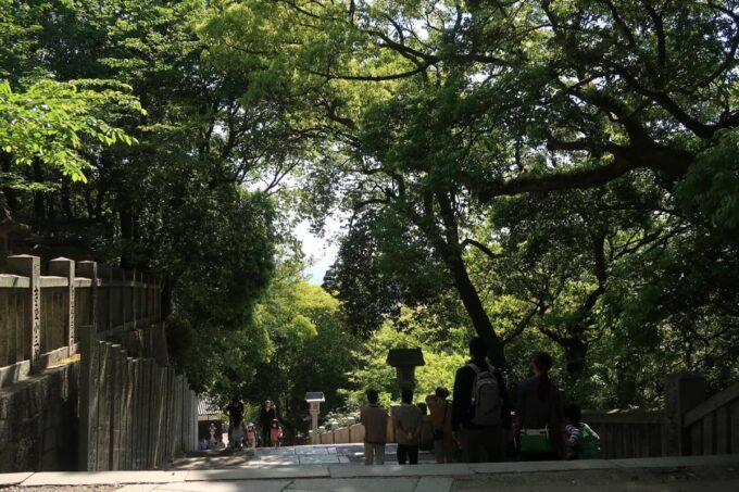緑豊かな香川の金刀比羅宮