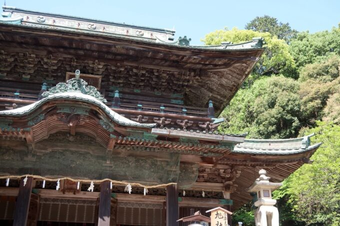 香川・金刀比羅宮は天保8年(1837年)に完成した建物