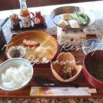 カヌチャリゾート「和食レストラン 神着(かぬちゃ)」での朝ごはん
